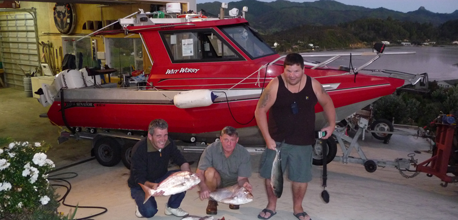 WESTERNPORT FISHING CHARTERS